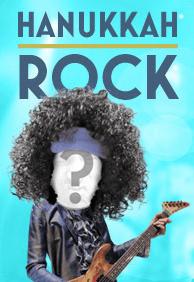 Hard Rockin' Hanukkah