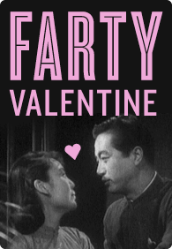 Farty Valentine