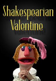 Shakespearian Valentine